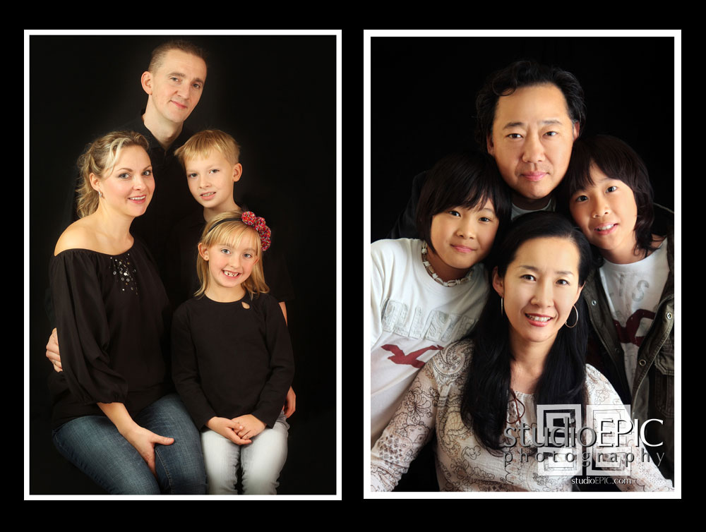 Studioepic casual and family photography in toronto