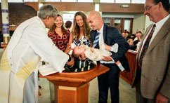 Baptism Photography Coverage