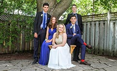 On-Location Prom Portraits