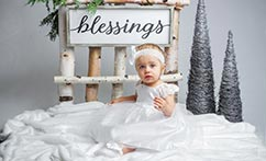 In-Studio Christening Portraits