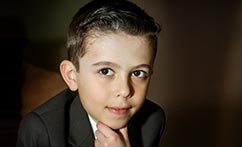 On Location First Communion Portraits (Matteo)