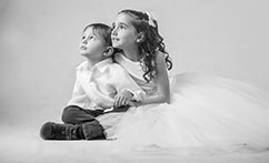 In Studio First Communion and Family Portraits (Sophie)